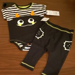 $5 with bundle! Baby Monster Onesie & Pant Set